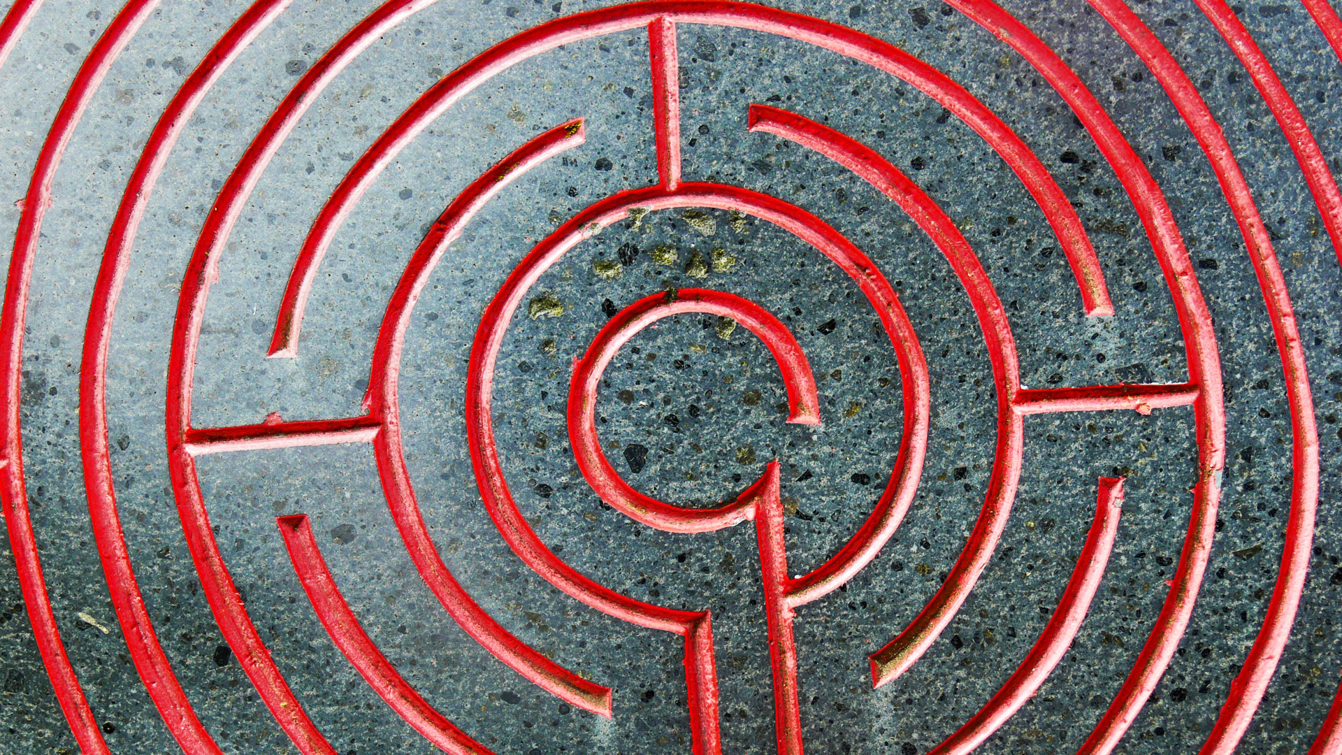 Oehler Steinmetz & Bildhauermeister Köln - Fingerlabyrinth