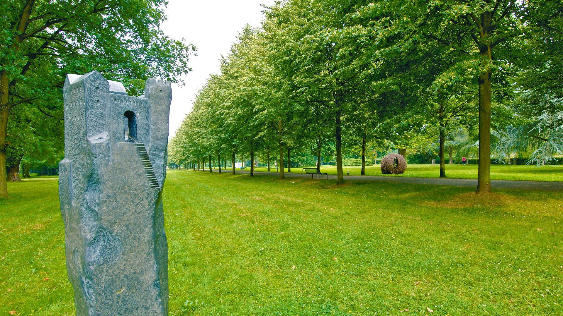Oehler Steinmetz & Bildhauermeister Köln - Feste Burg