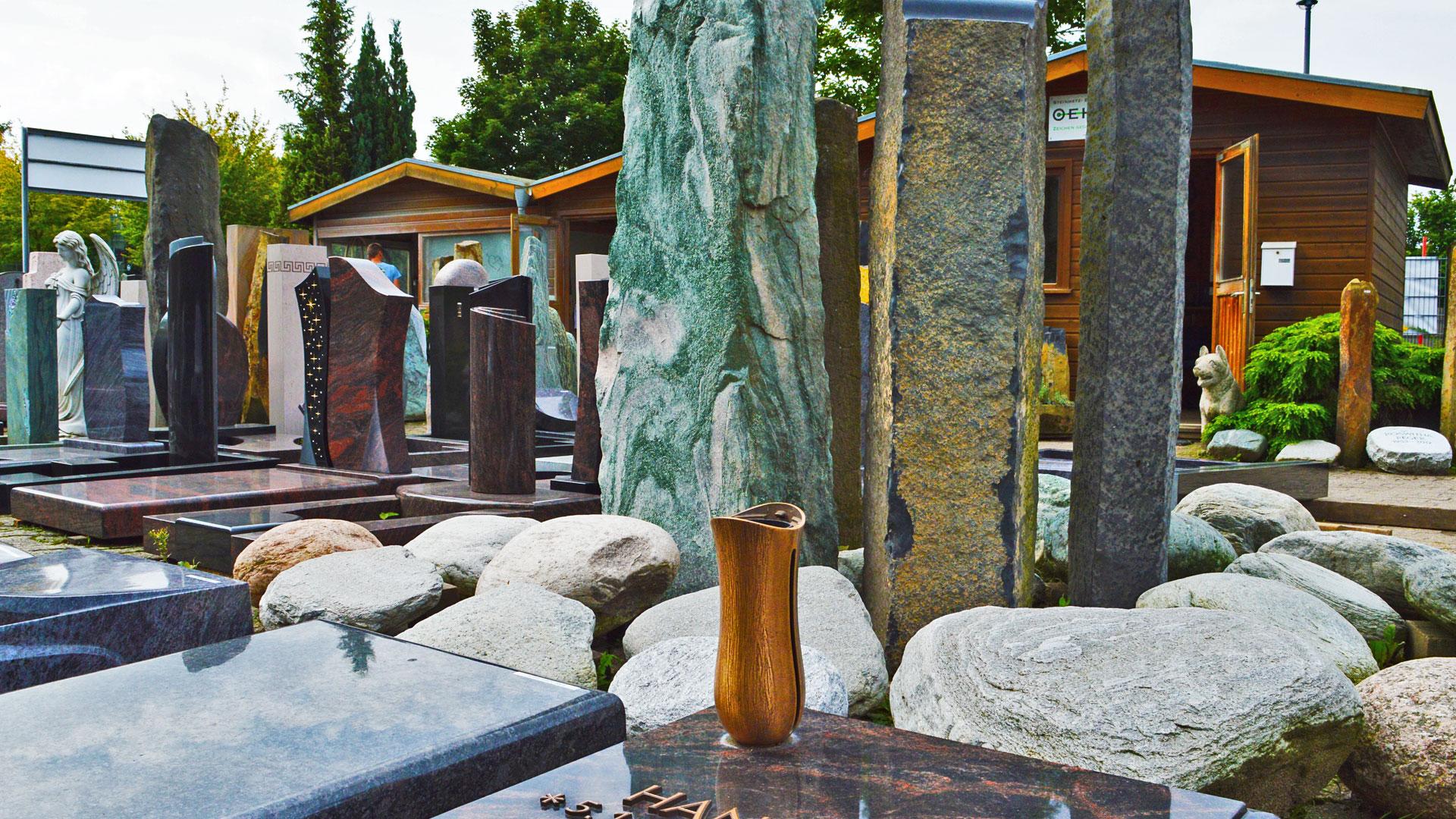 Bildhauer-Meisterbetrieb in Köln-Mühlheim