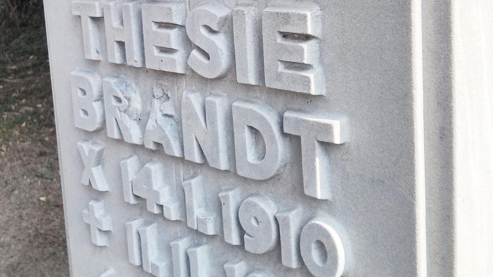 Steinmetz und Bildhauermeister Dietrich Oehler Koeln - Restauration & Denkmalschutz
